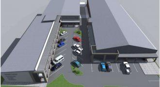 Mt Fletcher Square Shopping Centre Development
