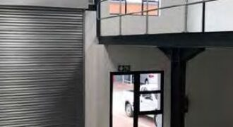 180m² Warehouse To Rent in Cornubia.