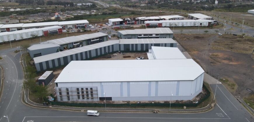 3378m² Warehouse To Rent in Durban North.